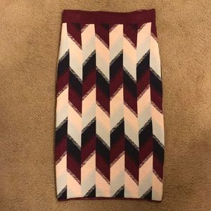 NWT BCBGMaxazria High waisted pencil skirt